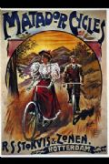 Vintage Dutch poster - Matador cycles